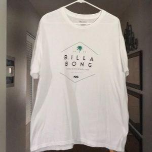 Billabong tee shirt sz XL